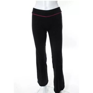 Lululemon Groove Bootcut Flare Yoga Pants pink